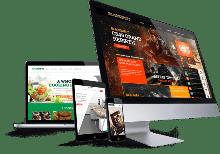 création de sites internet agence web Gujan-Mestras
