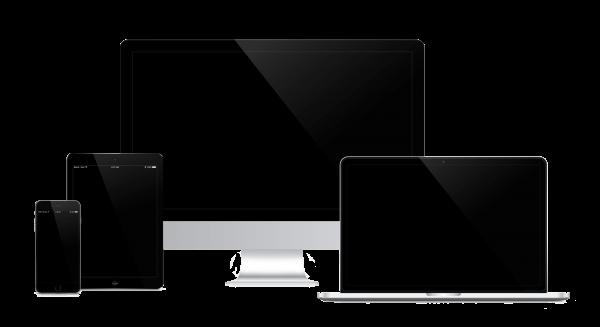 multi écran esponsive