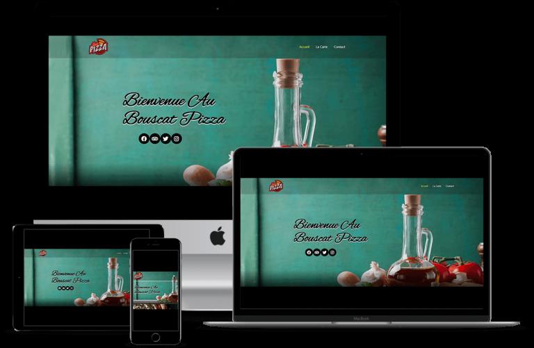 Réalisations Site web bassin Arcachon